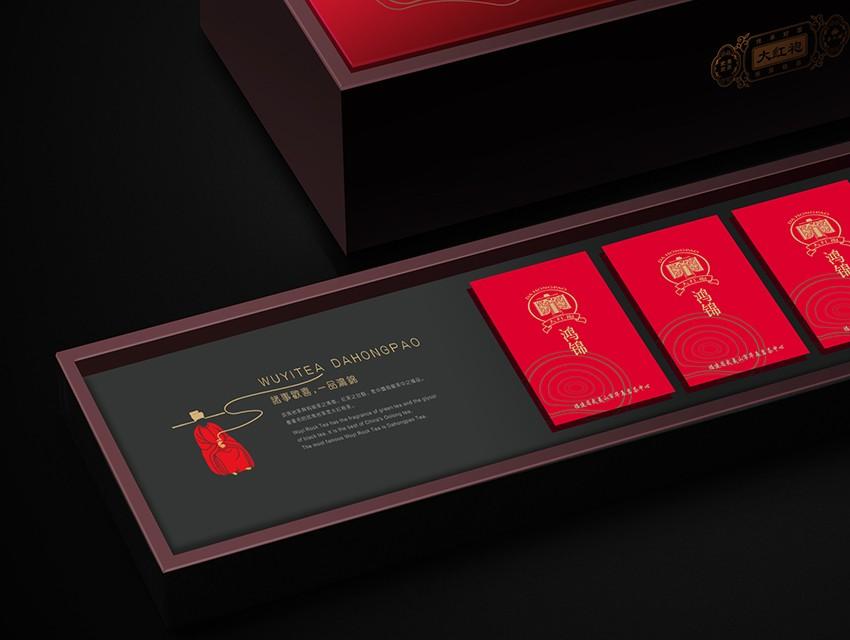鸿锦大红袍