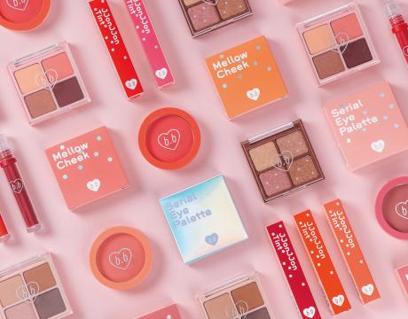 韩国彩妆品牌BEAUTY BEGINNING品牌和包装设计