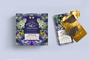 巧克力包装设计重塑审美打开消费大门