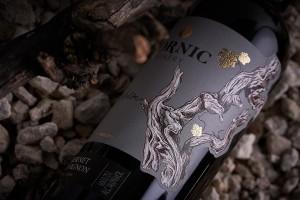 红酒包装设计从背后的人文故事着手,Vornic Winery酒标设计欣赏