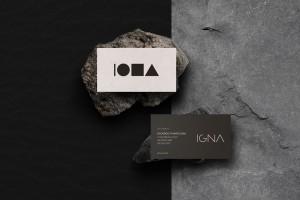 建筑品牌VI设计,IGNA品牌视觉识别