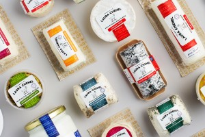 奶酪品牌识别设计,原汁原味的山羊奶酪品牌体验