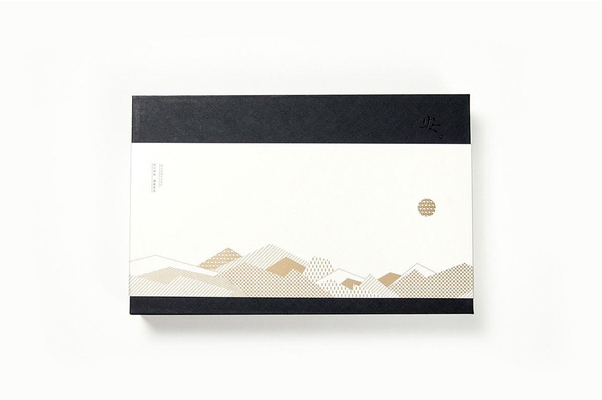 30款精美华丽的月饼包装设计精致的生活美学-第24张