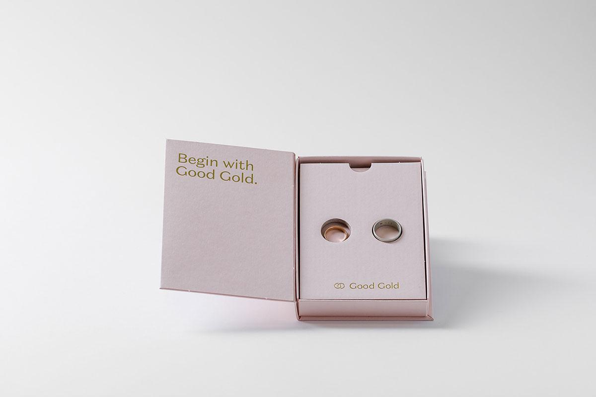 戒指包装设计