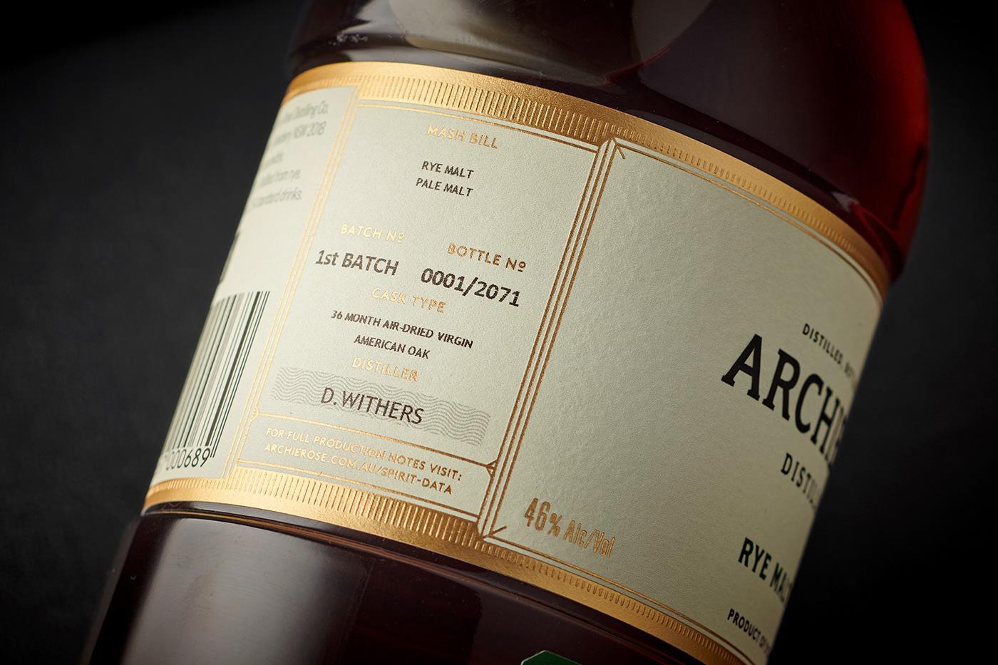威士忌包装设计