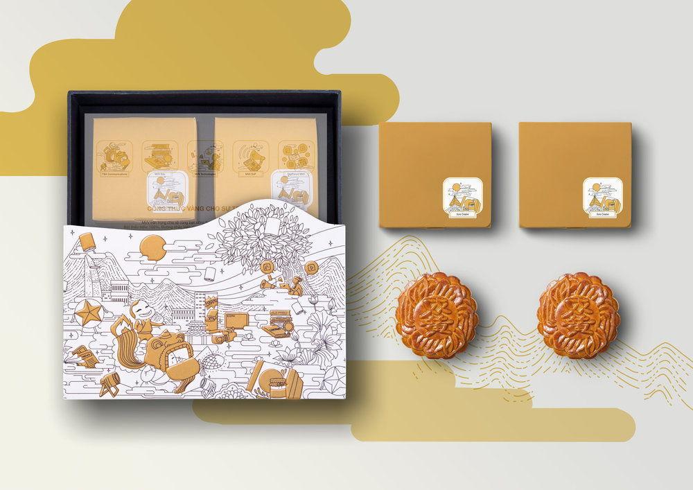 MVV月饼包装设计